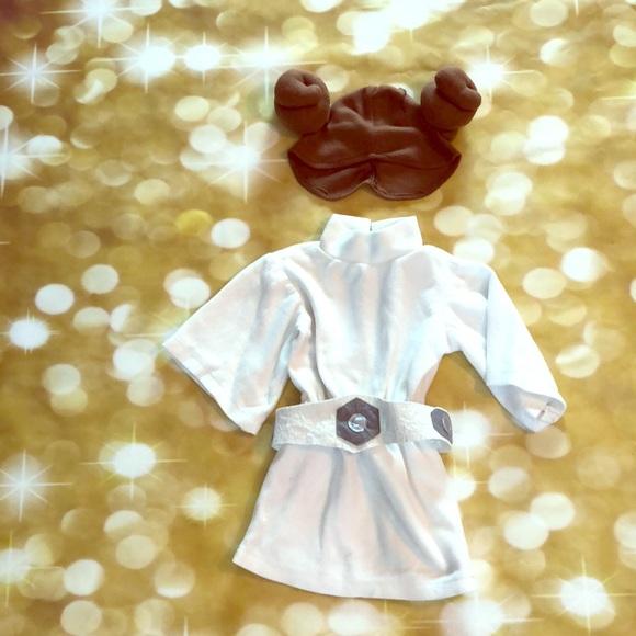 Costumes Toddler Princess Leia Star Wars Costume Poshmark